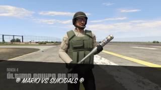 UEEP con alexviirus y brotherblood| GTA V | Aquerol11YT