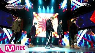 JBJ Say My Name Debut Stage M COUNTDOWN 171019