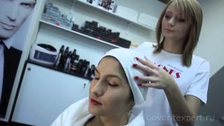 Кератиновое выпрямление.Блеск волос.Говорит Эксперт(, 2012-10-30T13:15:36.000Z)