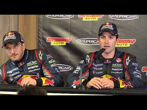 Bathurst 1000 Sunday Press Conference