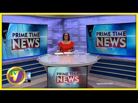 Jamaica's News Headlines   TVJ News - Sept 14 2021