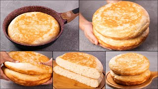BREAD IN FRY PAN | EGGLESS & WITHOUT OVEN | SOFT BREAD IN FRY PAN | BREAD IN STOVE | N'Oven