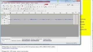 Как установить Audacity и записать аудио(В этом видео вы узнаете как установить Audacity. Это программа для записи аудио. Я использую её для записи голос..., 2012-09-12T11:18:08.000Z)