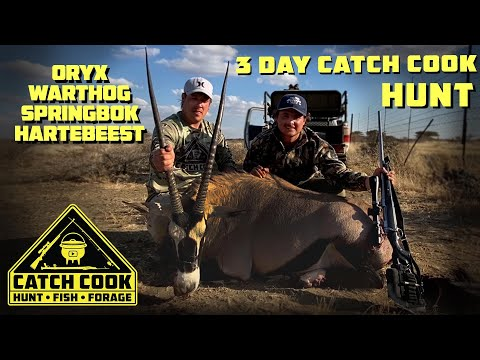 3 Day Epic hunt before farm attackers burnt the farm down to the ground | CATCH COOK