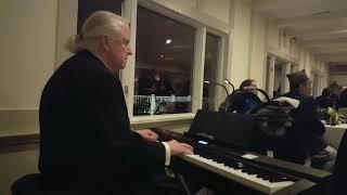 LI LONG ISLAND PIANO PLAYER COCKTAIL HOUR SOCIETY SWING MUSIC STAN WIEST  SMITHTOWN LANDING