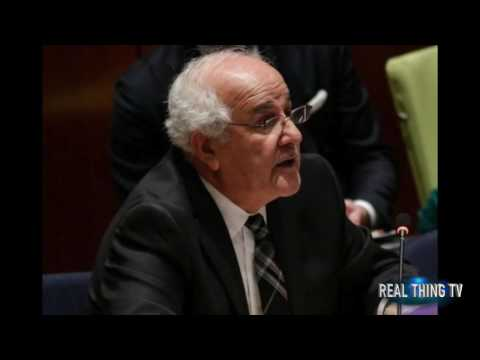 Palestinian ambassador UN warned President Trump  dares to move the U S  embassy to Jerusalem