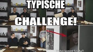 TYPISCHE QUIZ CHALLENGE! | MIT BARID !