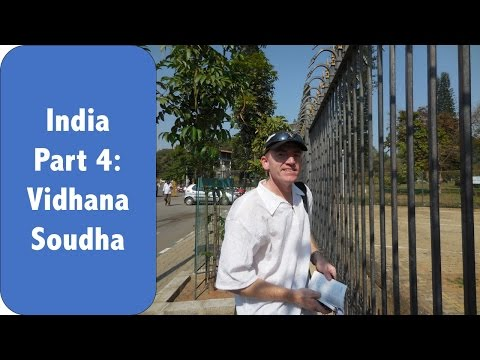 India Part 4: Vidhana Soudha