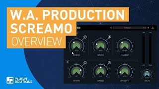 Screamo by WA Production | Tutorial Review of Main Features