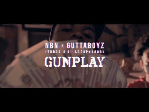 NBN X Guttaboyz -Gunplay (Lil Scoopy 1800 ft. NBN Tudda) [dir. @vizualantefilmz]