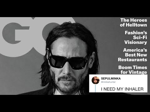 Zito and Kera - GQ And The Legend Of Keanu Reeves