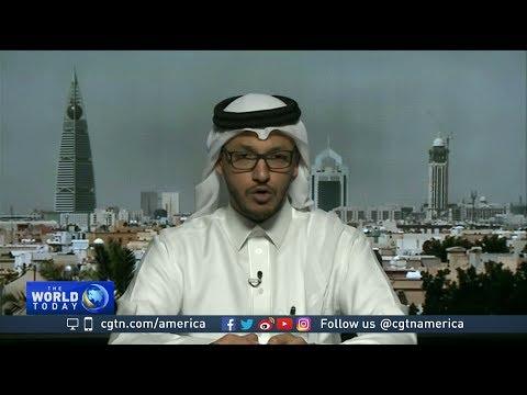 Political analyst Salman Al-Ansari says Trump's first overseas stop in Saudi Arabia is symbolic