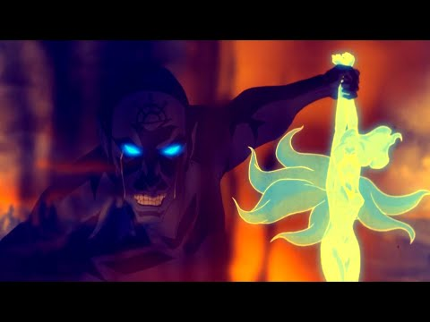 Ausgang - King Hell (Unofficial HQ Video) #GothicRock #PostPunk