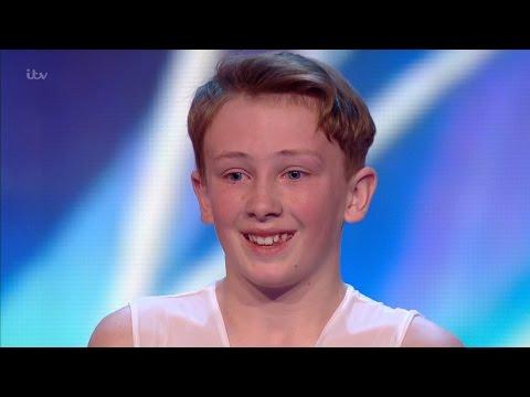 [+captions] Jack Higgins - Britain's Got Talent 2016 Audition week 2