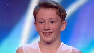 [+captions] Jack Higgins - Britain's Got Talent 2016 Audition week 2