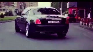 Armenian Luxury Cars | Black Code