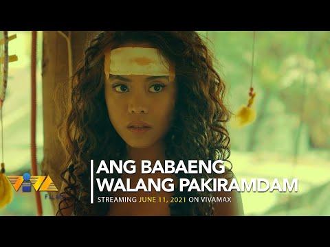 Ang Babaeng Walang Pakiramdam Official Trailer | Streaming On Vivamax June 11