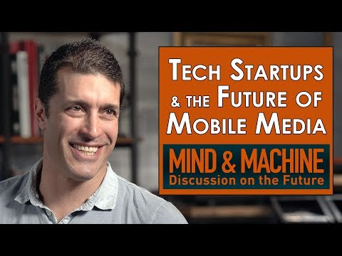 Entrepreneurship, Startups and VC Funding in Future-Tech with Nick Bicanic on MIND & MACHINE