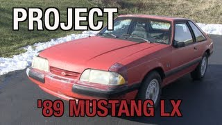 Mustang Project Resolution 2013: Eastwood Restores a
