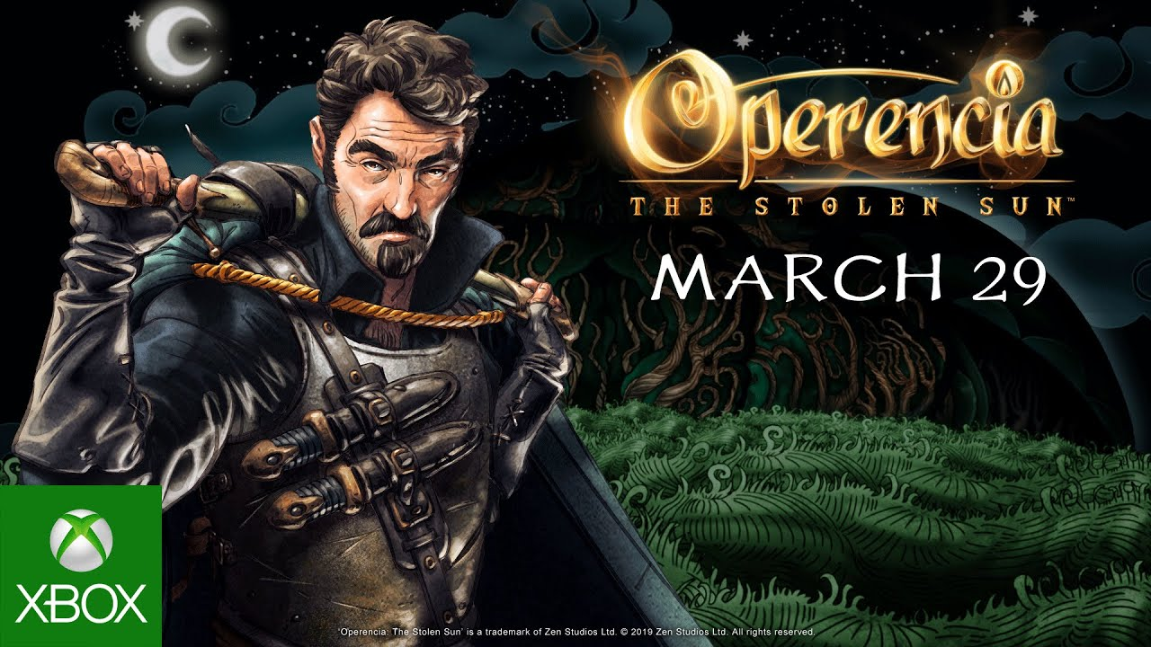 Operencia: The Stolen Sun | Story Trailer | March 29 from Zen Studios