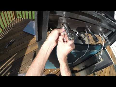 Replacing Gas Grill Ignitors And Burners