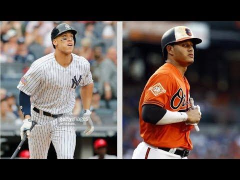 New York Yankees vs Baltimore Orioles Highlights || July 9, 2018