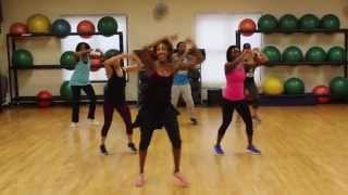 Zumba with MoJo: We Can't Stop (Salsa Mix) by Miley Cyrus