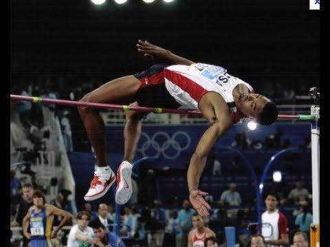 Jamie Nieto Interview |  2012 US High Jump Olympian