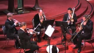 Monteverdi Brass perform:  J.H. Schein - Herr Lass meine Klage Thumbnail