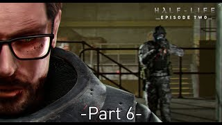 Half Life 2: Episode TWO- بالعربي - PART 6