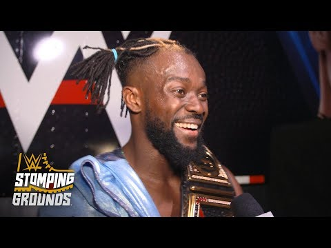 Kofi Kingston aims for Hart vs. Michaels level with classic rivalry: WWE Exclusive, June 23, 2019