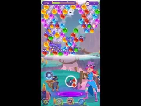 Bubble Witch Saga 3 Level 194 - NO BOOSTERS 🐈