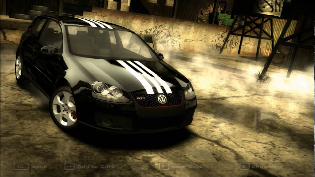 Cars Used In Need For Speed