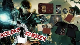 Arcania: Gothic 4 (PC) Unboxing - Edycja Kolekcjonerska - Kolekcjonerzy - #26 -