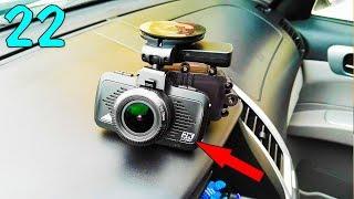 видео Видеорегистратор антирадар навигатор автомобильный