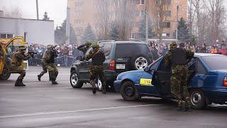 День открытых дверей в Харьковском национальном университете внутренних дел