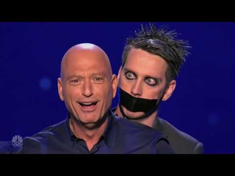 Tape Face ALL Performances on America s Got Talent 2016