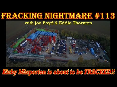 FRACKING NIGHTMARE - Episode 113 :