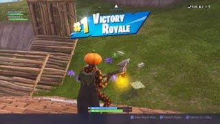 Fortnite Battle Royale: new Jack Gourdon skin!!