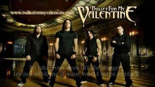 Bullet for my Valentine - Your Betrayal *Lyrics* (New song 2010 / Good Quality)