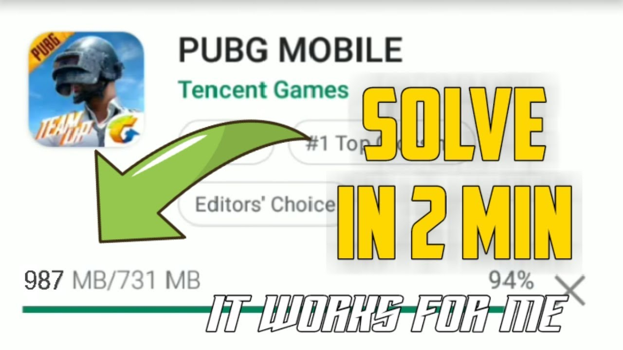 Pubg Mobile 0.14.0 Update Problem On Play Store-How to Fix