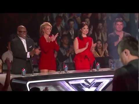 Cher Lloyd & Becky G. Perform Oath - THE X FACTOR USA (Video) 2012