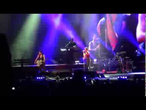 Depeche Mode 2013-10-08  Phoenix, AZ Entire Set 1080p Excellent Sound