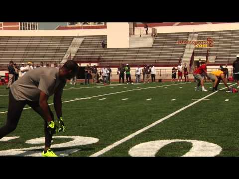 USC Pro Day 2013 - Highlights - Matt Barkley