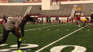 USC Pro Day 2013 - Highlights - Matt Barkley