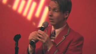 John Cameron Mitchell sings MY FUNNY VALENTINE Live in S.F.-2/15 Victoria Theatre