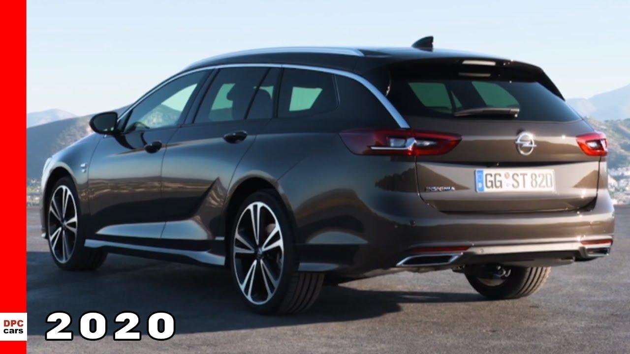 2020 Opel Insignia Sports Tourer Youtube