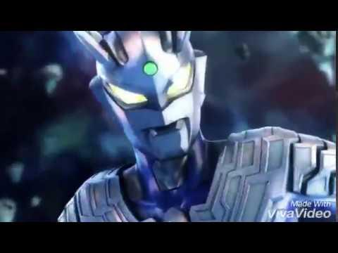 MAD Ultraman zero - Seven light