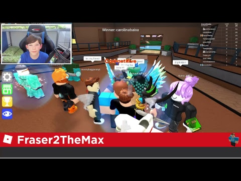 Fraser2TheMax Show