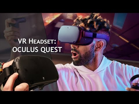 Hands-On with Oculus Quest – The Way VR Was Meant To Be